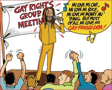 from Graysen gay reggae dub
